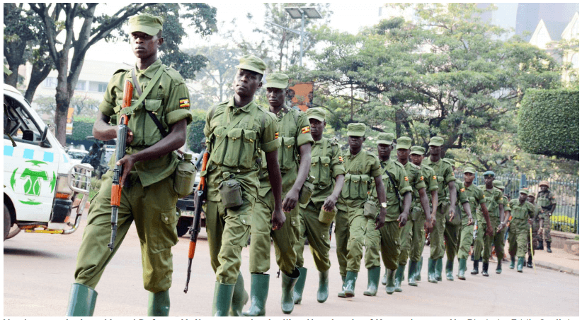 Museveni and Muhoozi project End Game - The Peoples Agency